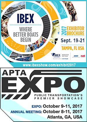 Visit ACTIA Corporation at IBEX in Tampa, FL