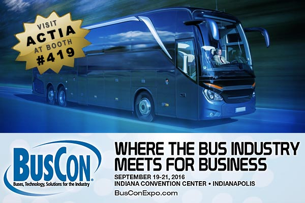 BUSCON 2016: Where the Bus Industry Meets for Business
